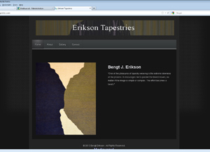 Erikson Tapestries