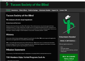 Tucson Society of the Blind