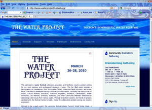 Water Project Festival